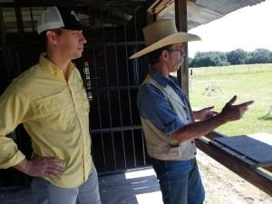 TT and Cowboy